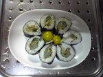キスの巻き寿司